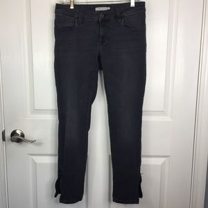 Mavi Jeans Serenity Low Rise Skinny Zipper Ankle